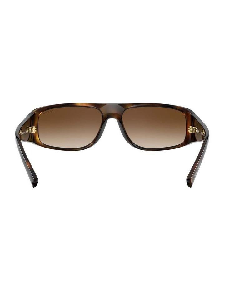 Brown Rectangle Sunglasses 0VO5318S 1530811002 image 7