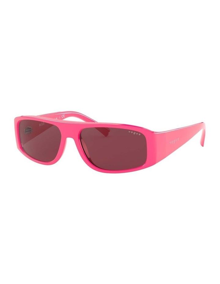 Purple Rectangle Sunglasses 0VO5318S 1530811004 image 1