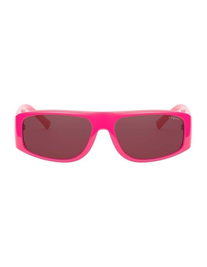Purple Rectangle Sunglasses 0VO5318S 1530811004 image 2