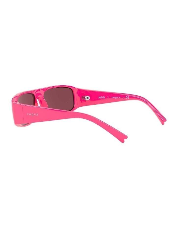 Purple Rectangle Sunglasses 0VO5318S 1530811004 image 5