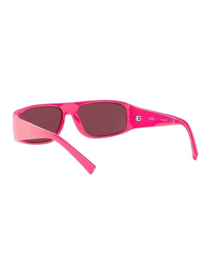 Purple Rectangle Sunglasses 0VO5318S 1530811004 image 6