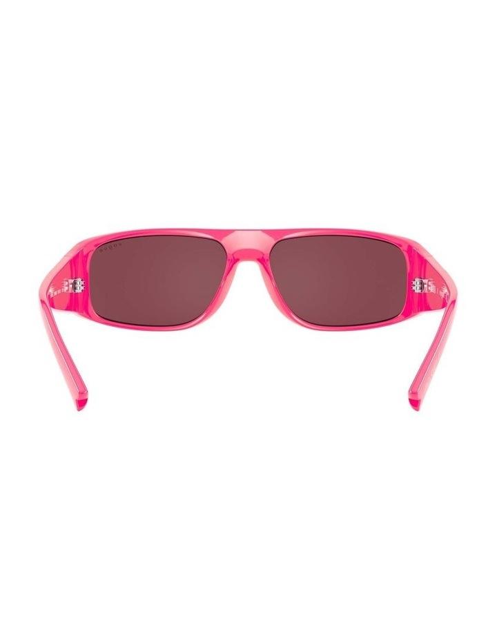 Purple Rectangle Sunglasses 0VO5318S 1530811004 image 7
