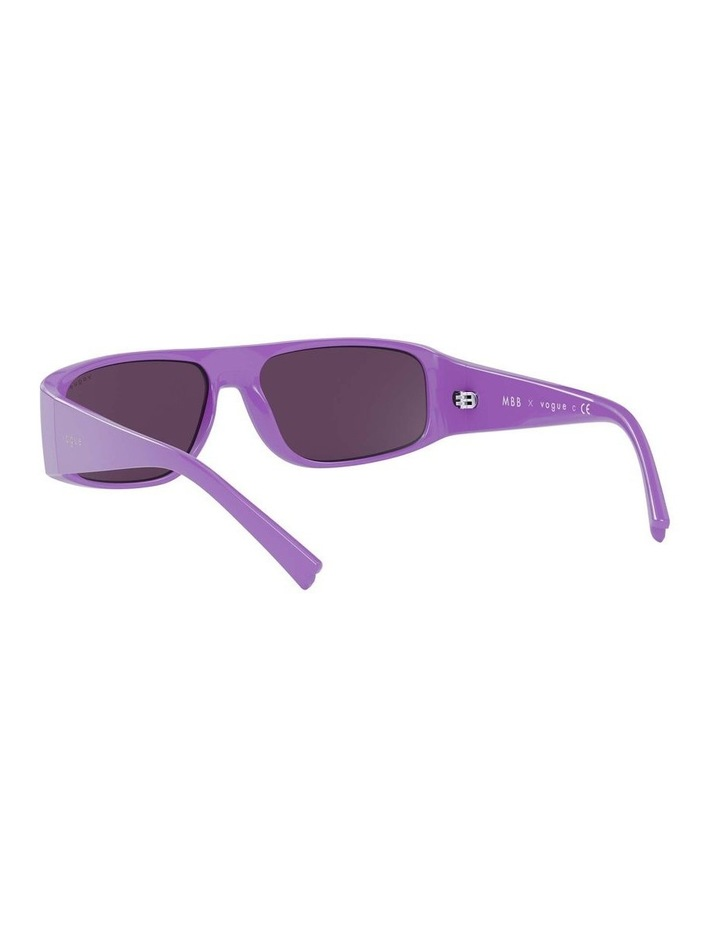 Purple Rectangle Sunglasses 0VO5318S 1530811006 image 6