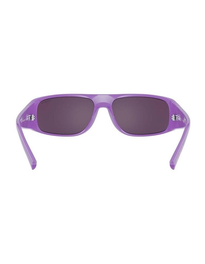 Purple Rectangle Sunglasses 0VO5318S 1530811006 image 7
