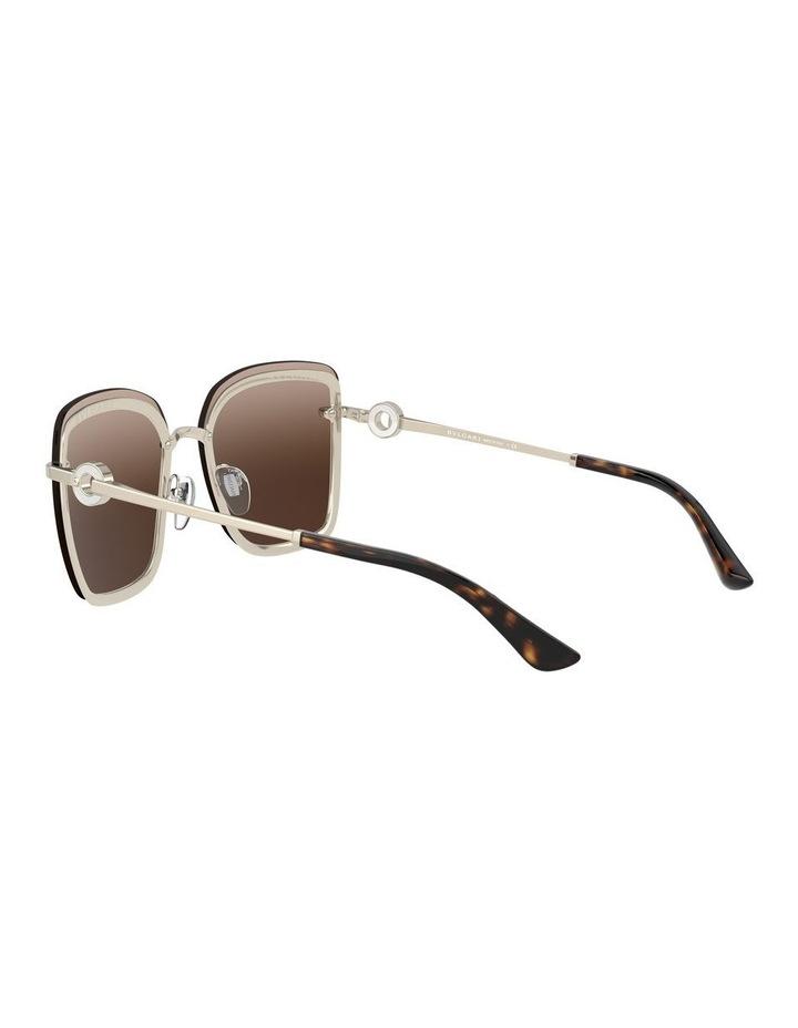 Brown Square Sunglasses 0BV6151B 1533956002 image 5