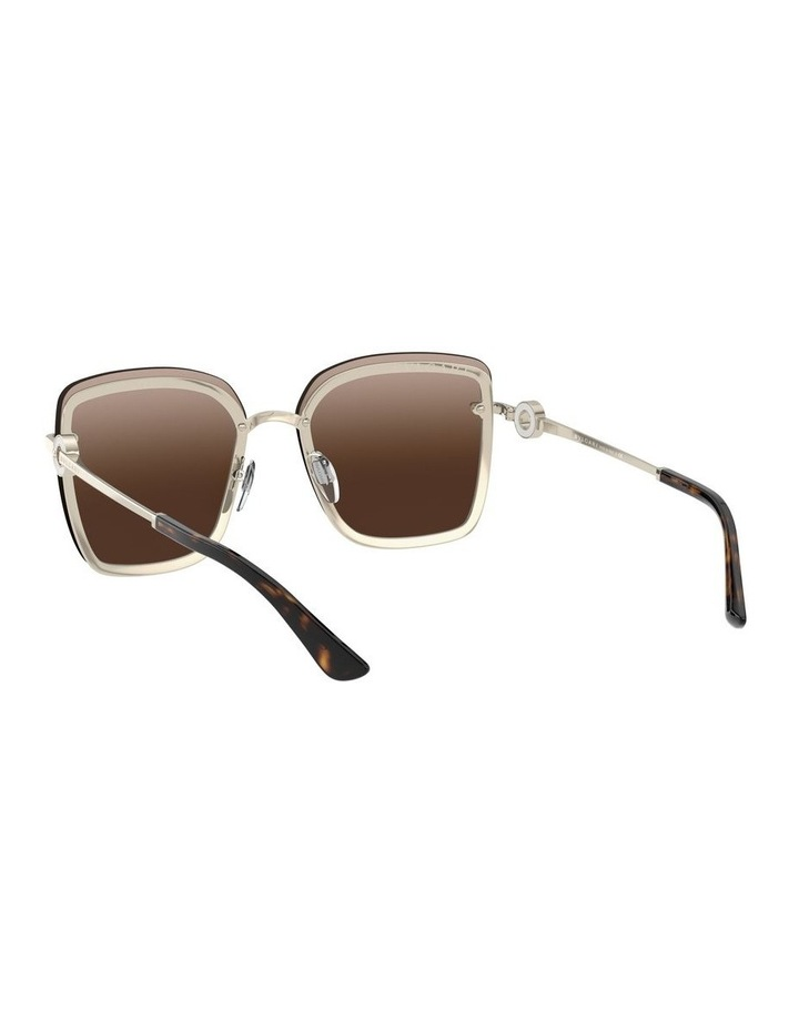 Brown Square Sunglasses 0BV6151B 1533956002 image 6
