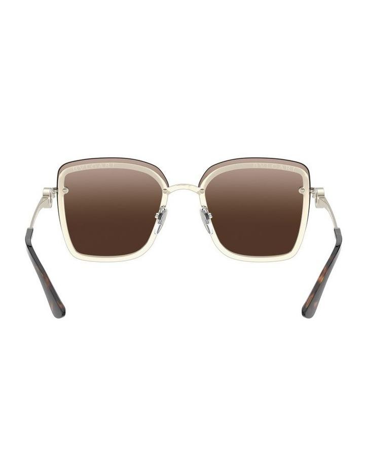 Brown Square Sunglasses 0BV6151B 1533956002 image 7