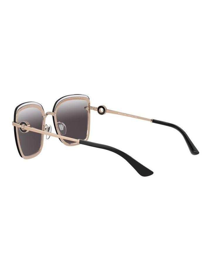 Dark Grey Square Sunglasses 0BV6151B 1533956003 image 5