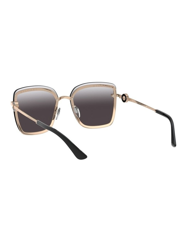 Dark Grey Square Sunglasses 0BV6151B 1533956003 image 6