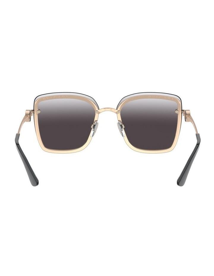 Dark Grey Square Sunglasses 0BV6151B 1533956003 image 7