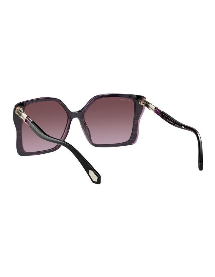 Black/Purple Butterfly Sunglasses 0BV8229BF 1534527001 image 6
