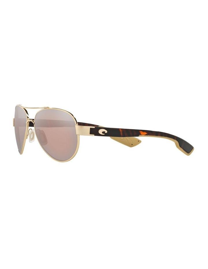 Polarised Gold/Pink Aviator Sunglasses 06S4006 1520770004 image 3