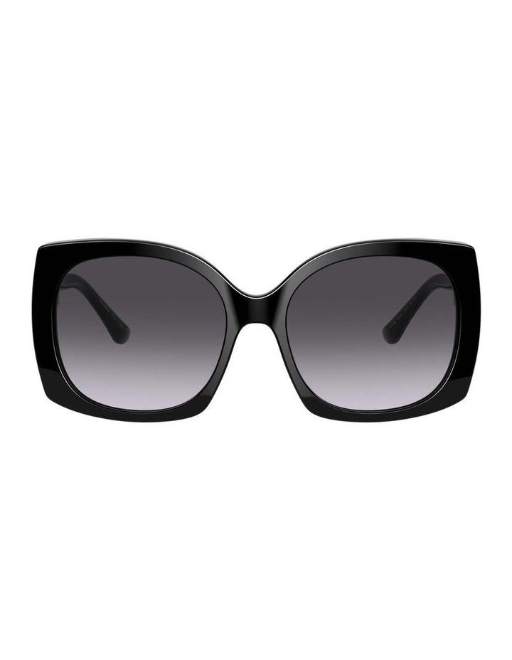 Black Square Sunglasses 0DG4385 1534323003 image 2