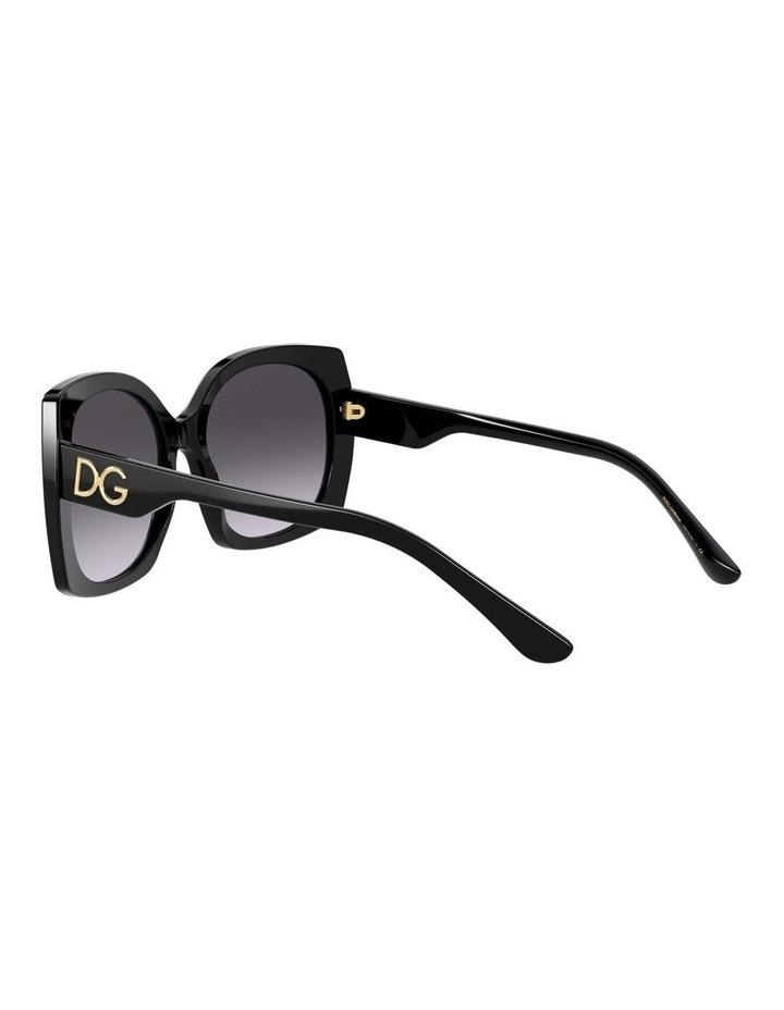 Black Square Sunglasses 0DG4385 1534323003 image 5