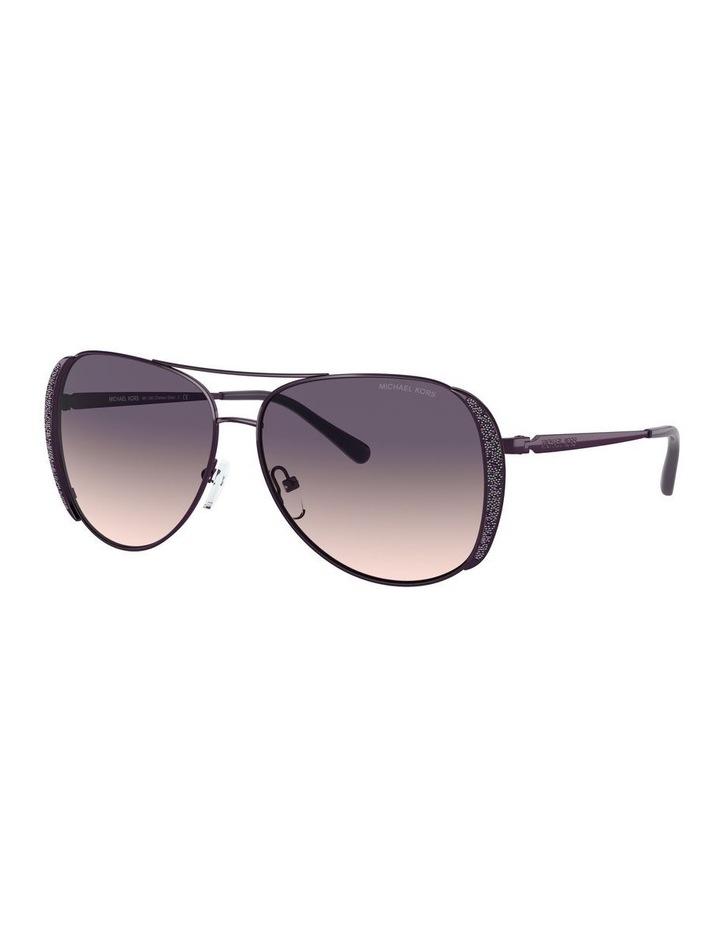 Purple Aviator Sunglasses 0MK1082 1533983002 image 1