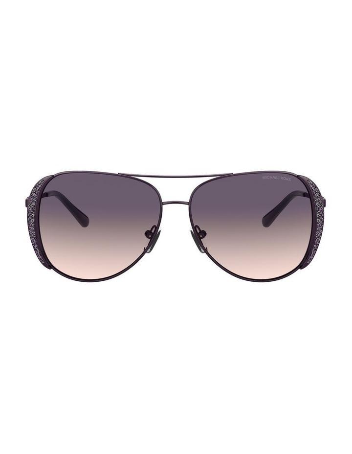 Purple Aviator Sunglasses 0MK1082 1533983002 image 2