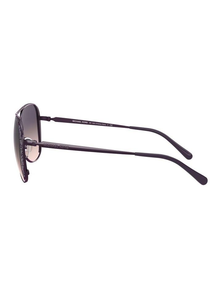 Purple Aviator Sunglasses 0MK1082 1533983002 image 4