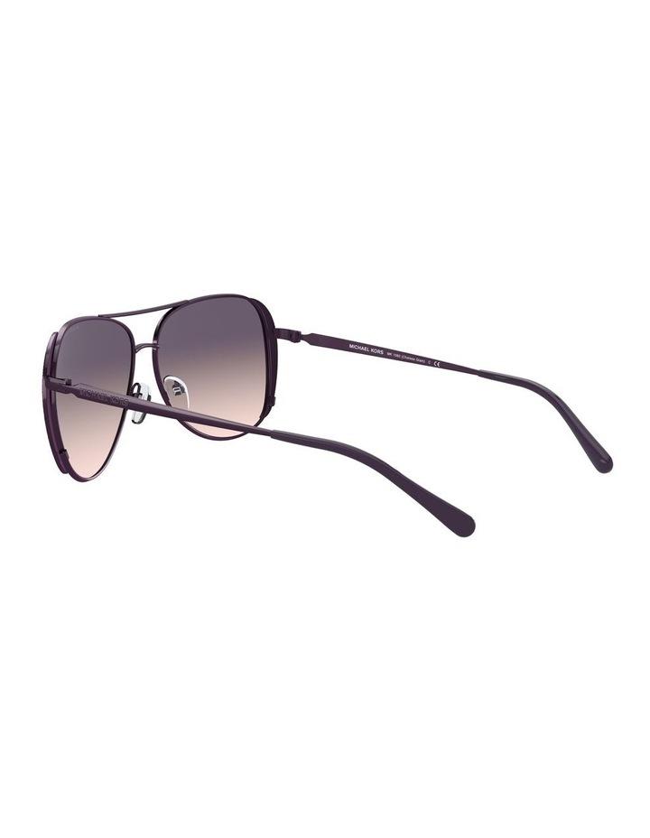 Purple Aviator Sunglasses 0MK1082 1533983002 image 5