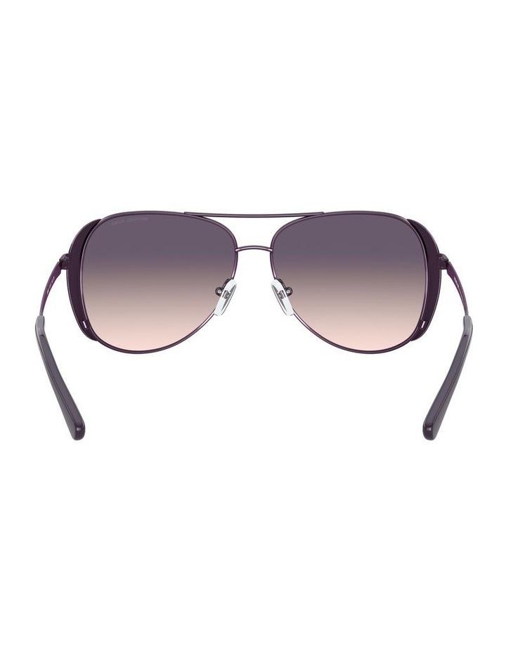 Purple Aviator Sunglasses 0MK1082 1533983002 image 7