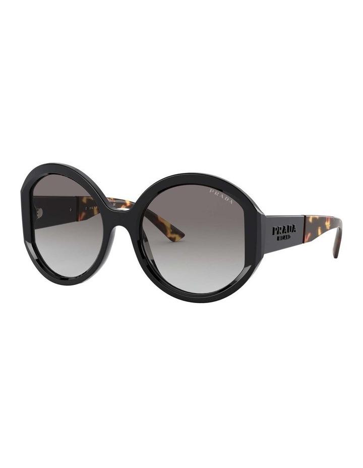 Black/Tortoise Round Sunglasses 0PR 22XS 1532209001 image 1