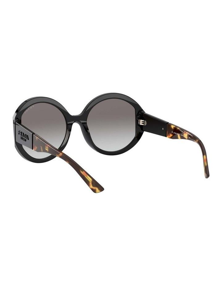 Black/Tortoise Round Sunglasses 0PR 22XS 1532209001 image 6