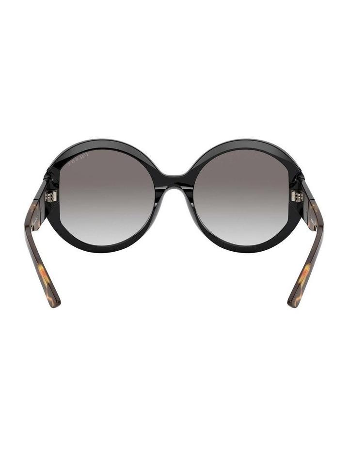 Black/Tortoise Round Sunglasses 0PR 22XS 1532209001 image 7