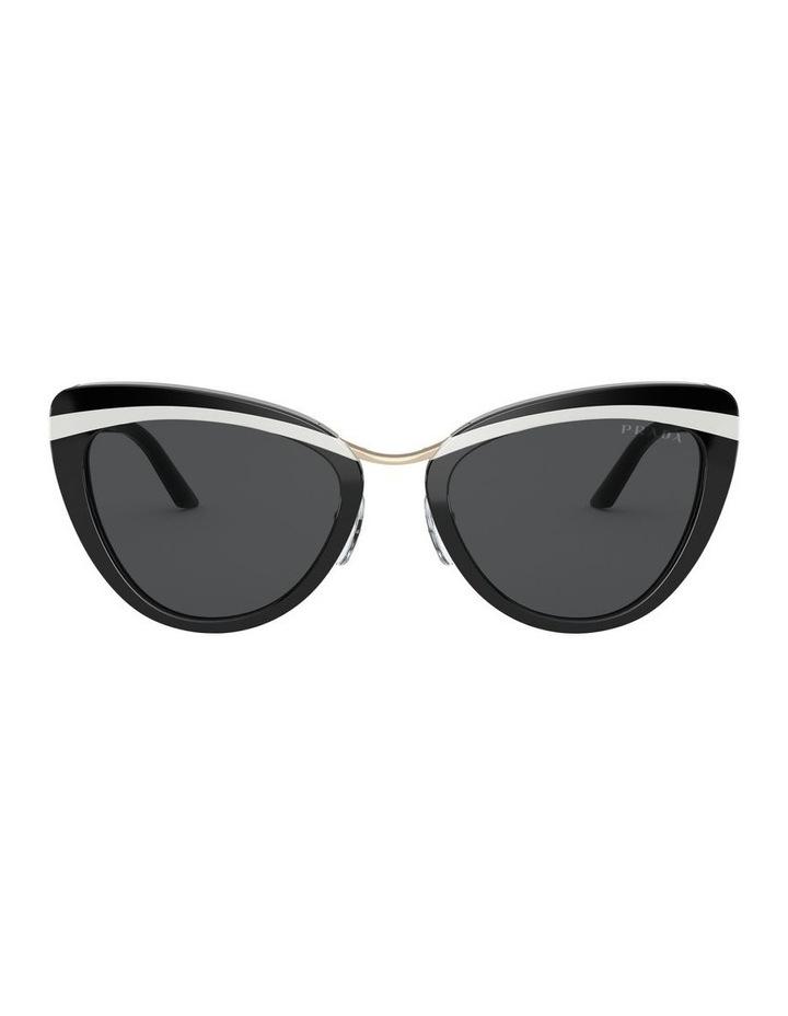 Black Cat Eye Sunglasses 0PR 25XS 1532211001 image 2