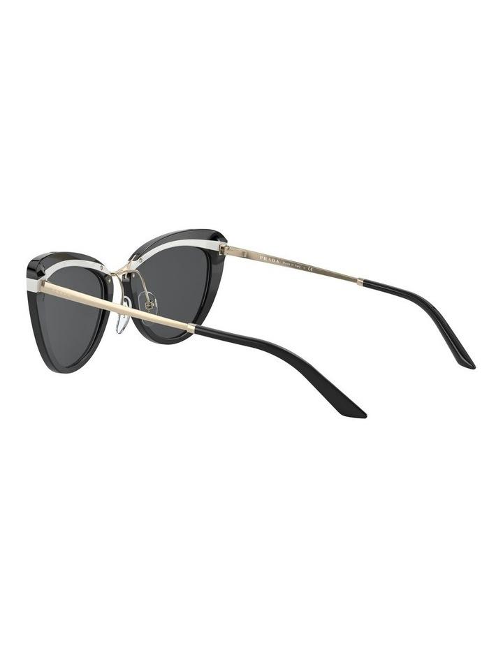 Black Cat Eye Sunglasses 0PR 25XS 1532211001 image 5