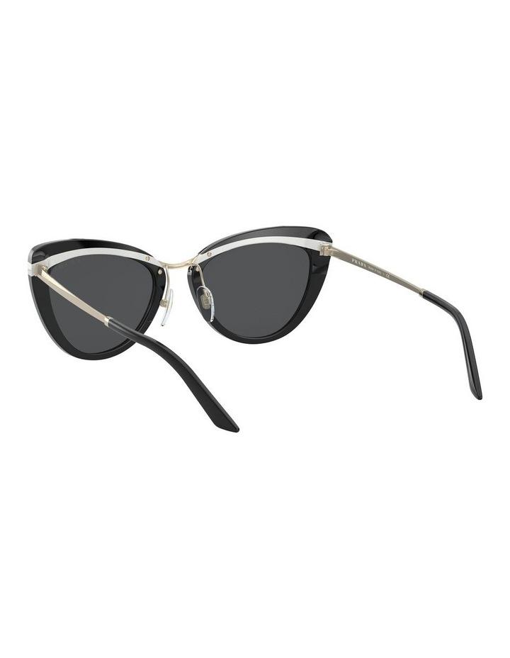 Black Cat Eye Sunglasses 0PR 25XS 1532211001 image 6