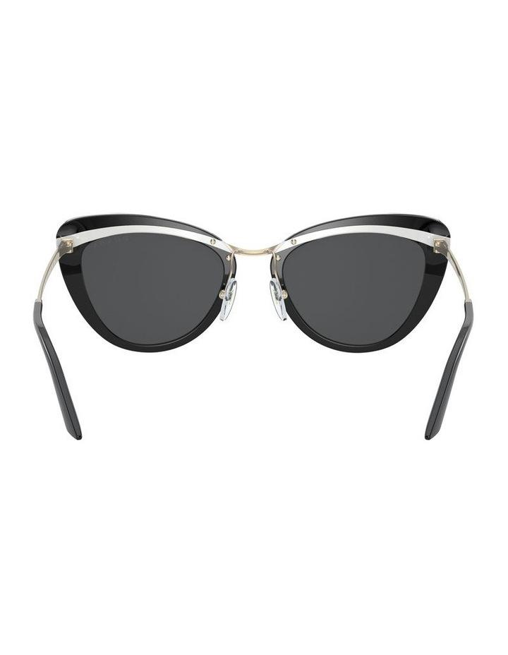 Black Cat Eye Sunglasses 0PR 25XS 1532211001 image 7
