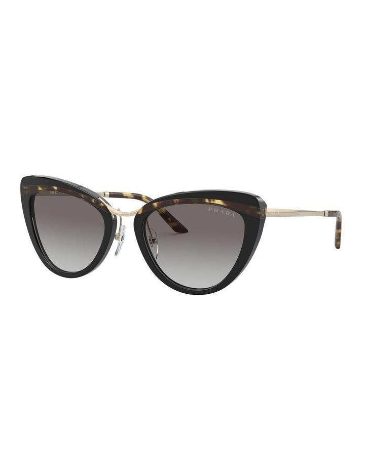 Yellow Tortoise Cat Eye Sunglasses 0PR 25XS 1532211002 image 1