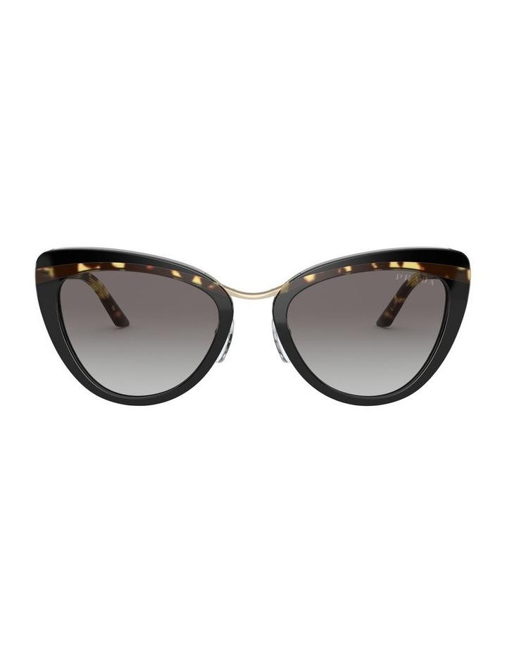 Yellow Tortoise Cat Eye Sunglasses 0PR 25XS 1532211002 image 2