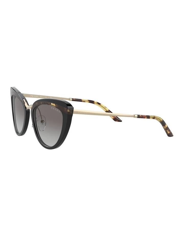 Yellow Tortoise Cat Eye Sunglasses 0PR 25XS 1532211002 image 3