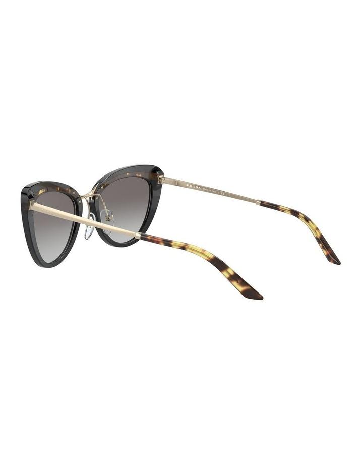 Yellow Tortoise Cat Eye Sunglasses 0PR 25XS 1532211002 image 5