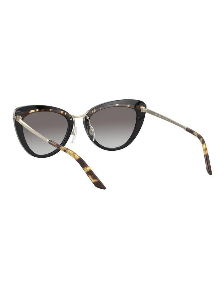 Yellow Tortoise Cat Eye Sunglasses 0PR 25XS 1532211002 image 6