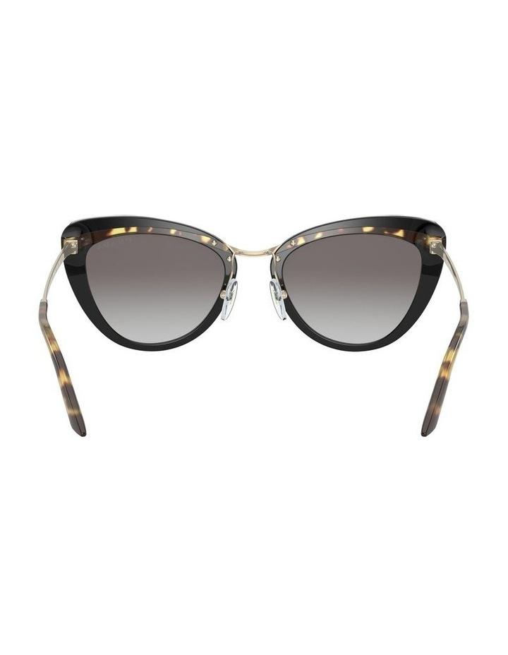 Yellow Tortoise Cat Eye Sunglasses 0PR 25XS 1532211002 image 7