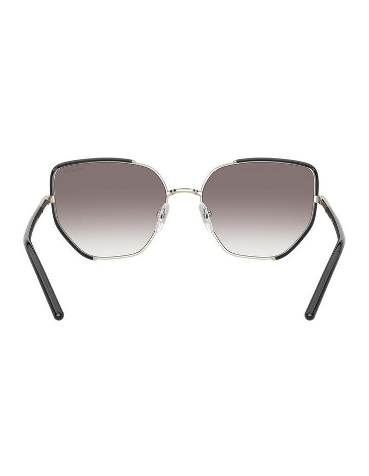 Silver Cat Eye Sunglasses 0PR 50WS 1533992002 image 7