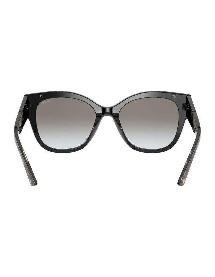 Black Rectangle Sunglasses 0PR 02WS 1533995003 image 7