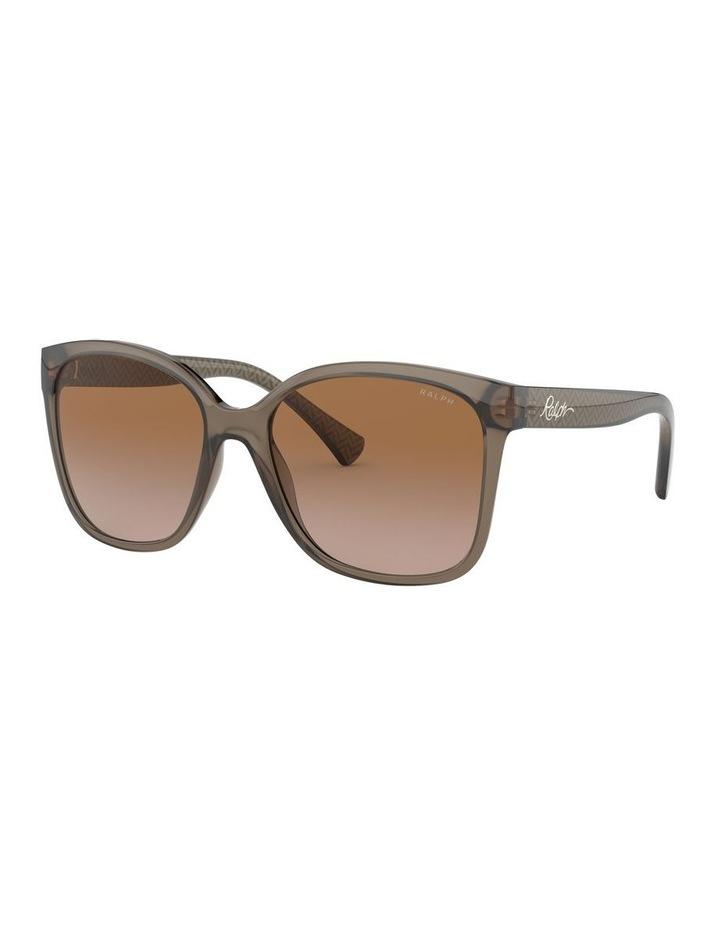 Beige Square Sunglasses 0RA5268 1532237002 image 1