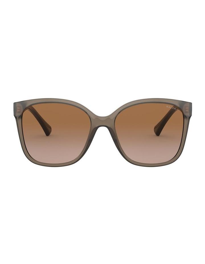 Beige Square Sunglasses 0RA5268 1532237002 image 2