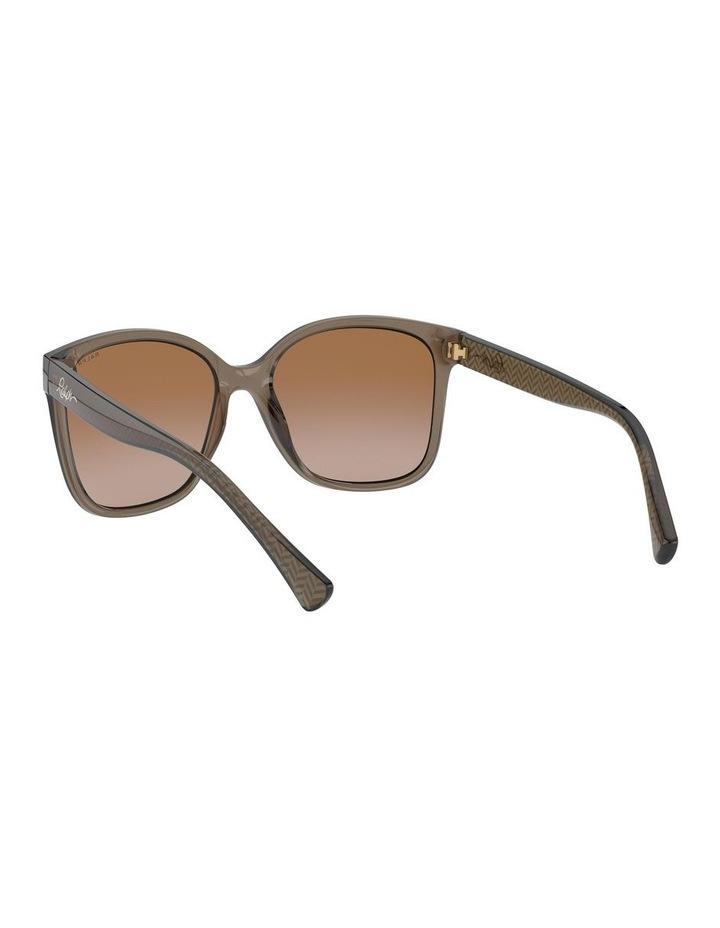Beige Square Sunglasses 0RA5268 1532237002 image 6