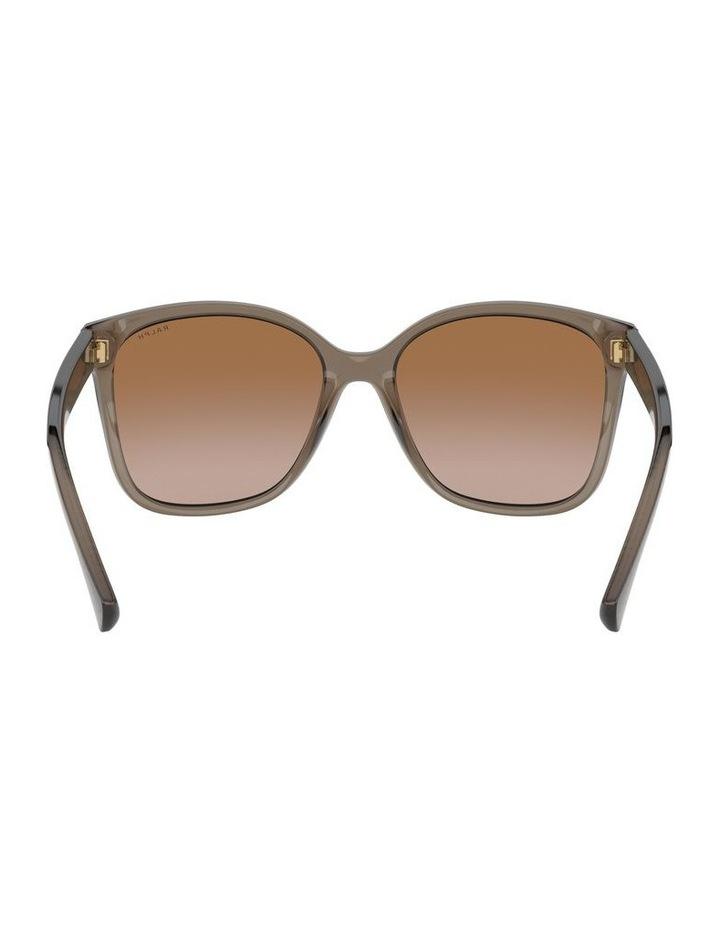 Beige Square Sunglasses 0RA5268 1532237002 image 7