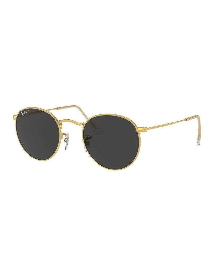 0RB3447 Round Metal 1513115034 Polarised Sunglasses image 1