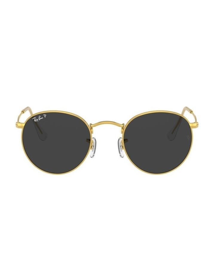 0RB3447 Round Metal 1513115034 Polarised Sunglasses image 2
