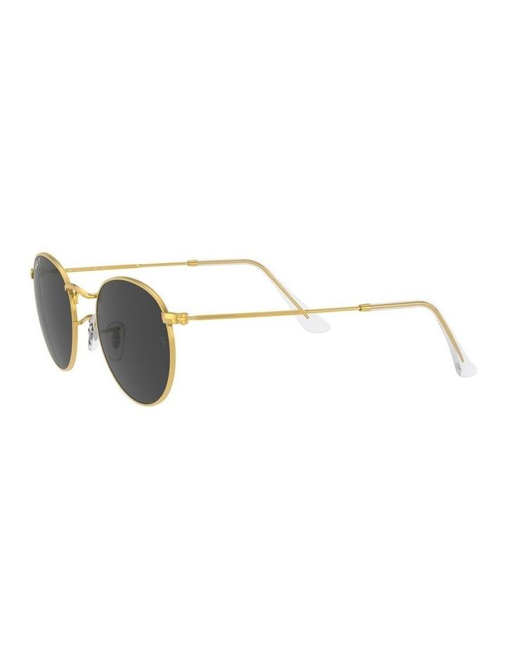 0RB3447 Round Metal 1513115034 Polarised Sunglasses image 3