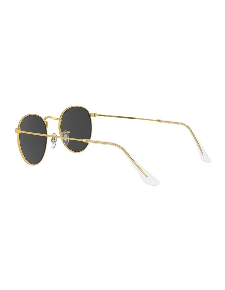 0RB3447 Round Metal 1513115034 Polarised Sunglasses image 5