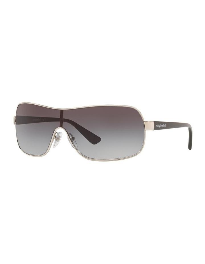 Grey Shield Sunglasses 0HU1008 1532233003 image 1