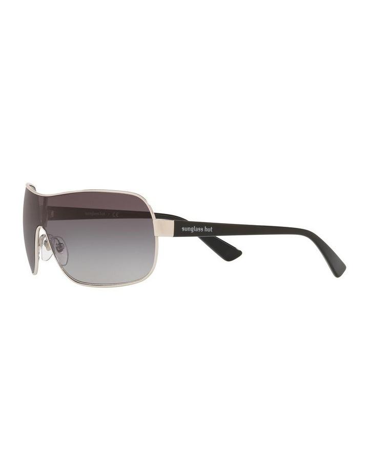 Grey Shield Sunglasses 0HU1008 1532233003 image 3