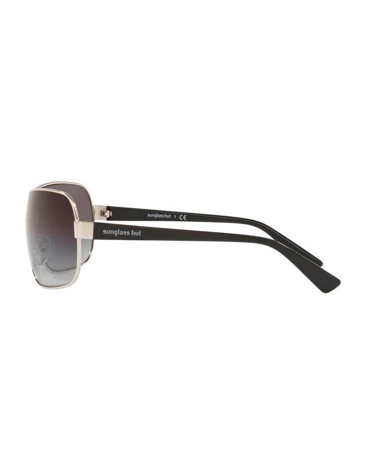 Grey Shield Sunglasses 0HU1008 1532233003 image 4