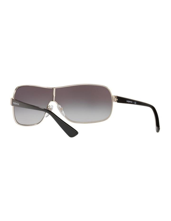 Grey Shield Sunglasses 0HU1008 1532233003 image 6
